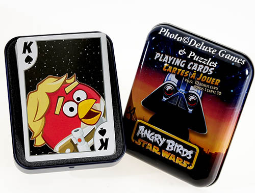 Angry Birds Playing Card Deck And Vector Characters: Amazon.com: Angry Birds Star Wars Playing Cards _ Bundle