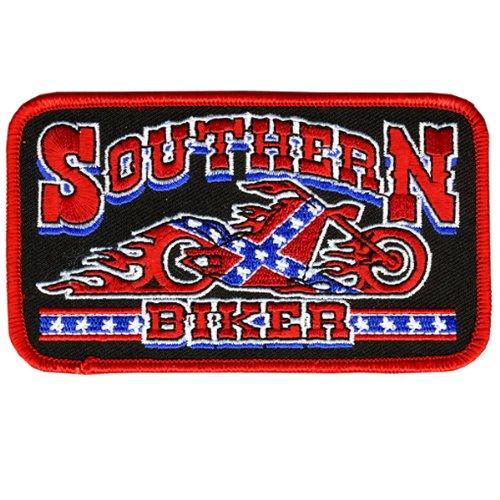 Hot Leathers Southern Biker Patch (4.5