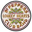 Aufn�her Patch - The Beatles Sgt. Peppers