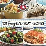 101 Easy Everyday Recipes Cookbook: D...