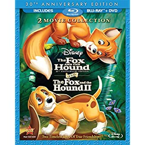 Disney's 'The Fox and the Hound' 30th Anniversary Edition Movie Review