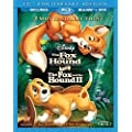 The Fox and the Hound 1 & 2 (2-Movie Collection) (30th Anniversary Edition) (Blu-ray + DVD)