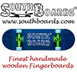 Handmade Wood Fingerboard SOUTHBOARDS Echtholz