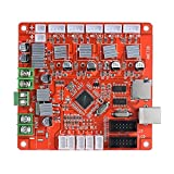 KKmoon Anet A1284-Base Control Board Mother Board Mainboard DIY Self Assembly 3D Desktop Printer RepRap Prusa i3 Kit
