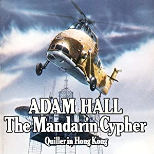The Mandarin Cypher Audiobook
