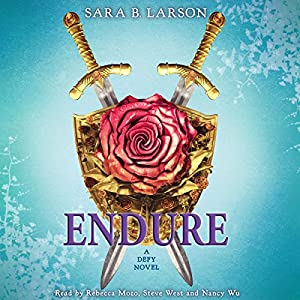 Defy, Book 3 - Sara B. Larson