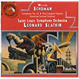 Schuman: Symphony No. 10 / New England Triptych / American Festival Overture