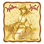 2008 Western Wind Old Vine Zinfandel 750ml