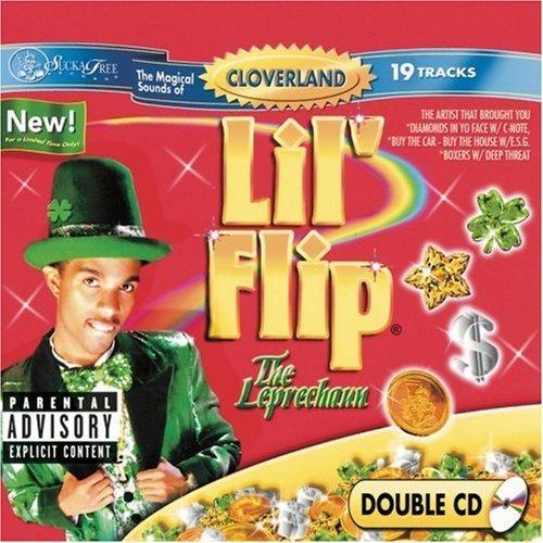 The Leprechaun (with Bonus CD) by Lil' Flip (2000-05-03) (Lil Flip Leprechaun compare prices)