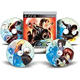 The King Of Fighters XIII With Exclusive 4 CD Soundtrack Collection 94-XIII - Playstation 3