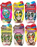 Montagne Jeunesse Mud Therapy Face Masque Sachets - Pack of 6
