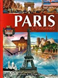 Paris Versailles [Large Illustrated Softcover with Map]
