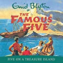 Famous Five: 1: Five On A Treasure Island Audiobook by Enid Blyton Narrated by Jan Francis