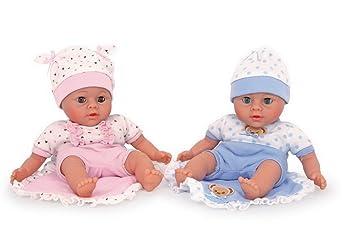 Small Foot Company - 2607 - Poupons - Christina Et Clara - Lot De 2