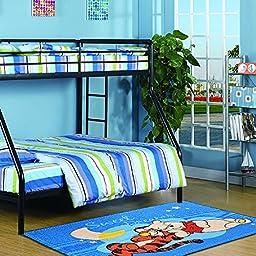 Home & More Child\'s Play Intercative Kids Area Rug 3x4.5 Feet 2 - Disney Theme Rugs