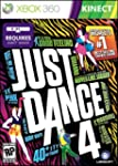 Just Dance 4 - Trilingual - X360