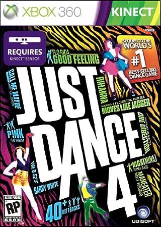 Just Dance 4 - Trilingual - X360