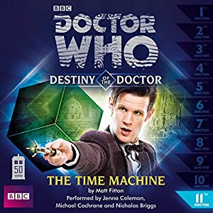 Doctor Who - Destiny of the Doctor - The Time Machine Radio/TV Program