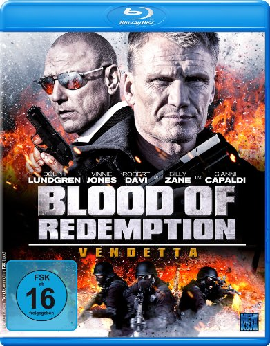 Blood of Redemption - Vendetta [Blu-ray]