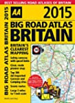 AA Big Road Atlas Britain 2015