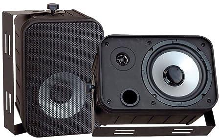 Pyle PDWR50B Enceinte pour MP3 & Ipod Noir