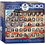Eurographics Presidents of The United States Puzzle (X-Large, 300-Piece)