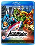 echange, troc The Ultimate Avengers 1+2 [Blu-ray] [Import anglais]