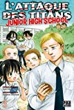 "Afficher ""L'attaque des titans Junior high school n° 3 L'attaque des titans"""