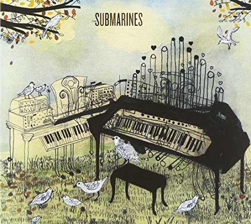 declare a new state audio cd submarines the