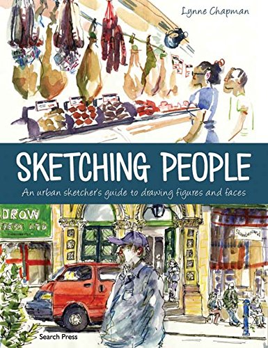 Book Review Sketching People An Urban Sketcheru0026#39;s Manual To Drawing Figures And Faces | Parka Blogs