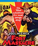 Fort Massacre (1958) [Blu-ray]