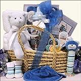 Great Arrivals Baby Gift Basket, Baby Essentials Boy