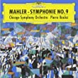 Mahler : Symphonie n� 9