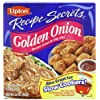 Lipton Recipe Secrets, Golden Onion, 2-Count 2.6-Ounce Boxes (Pack of 12)