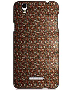 WEB9T9 Micromax Yu Yureka Back Cover Designer Hard Case Printed Cover