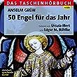 50 Engel f�r das Jahr: Das Taschenh�rbuch. 4 CDs