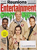 Entertainment Weekly November 14/21 2014 Ghost Busters