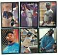 1991 Ken Griffey Jr. 6 Card Foil Stamped Limited - Rare - Seattle Mariners - Baseball Cards
