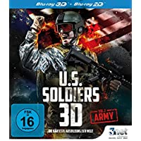 US Soldiers 3D - Army [3D
