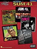 img - for Sum 41 Best of 4th Edition Transcribed Scores by Sum 41 (2012-02-06) book / textbook / text book