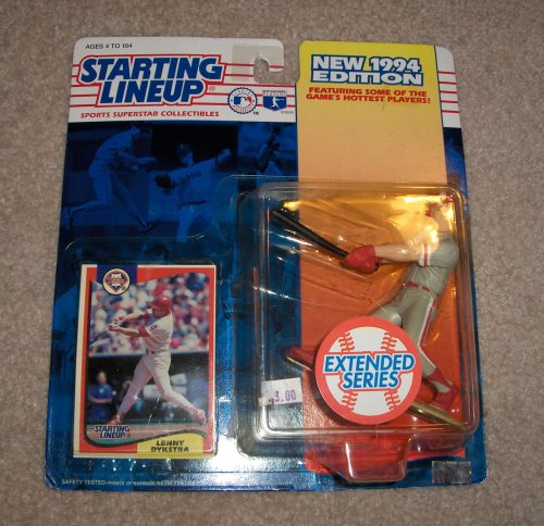 1994 Lenny Dykstra MLB Extended Series Starting Lineup
