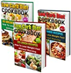 Slow Cooker Low Carb BOX SET 3 IN 1:...