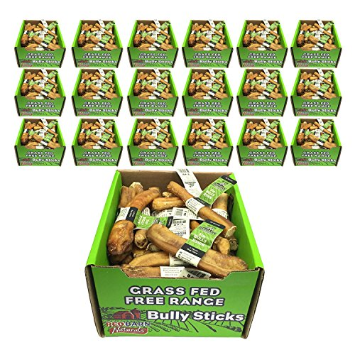 redbarn natural dog treat bully stick 5in box of 50. Black Bedroom Furniture Sets. Home Design Ideas