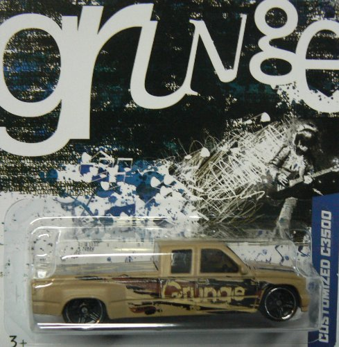 Hot Wheels HW Jukebox 28/32 Grunge Customized C3500 - 1