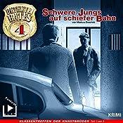 Schwere Jungs auf schiefer Bahn (Detektei Bates 4)   Markus Duschek