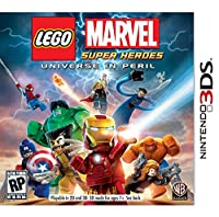LEGO: Marvel Super Heroes - Nintendo 3DS from Warner Home Video - Games