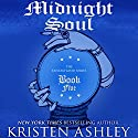 Midnight Soul Audiobook by Kristen Ashley Narrated by Tilly Hooper