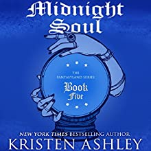 Midnight Soul Audiobook by Kristen Ashley Narrated by Tillie Hooper
