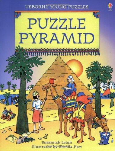 Puzzle Pyramid (Puzzle Books)