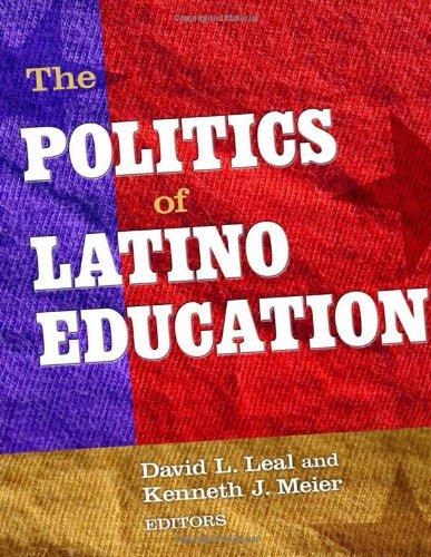 The Politics of Latino Education (0)